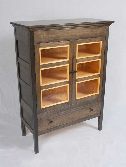 craftsman furniture. Pie Case Craftsman Furniture
