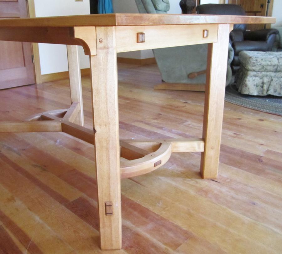 Dining Room Selkirk Craftsman Furniture In Sandpoint