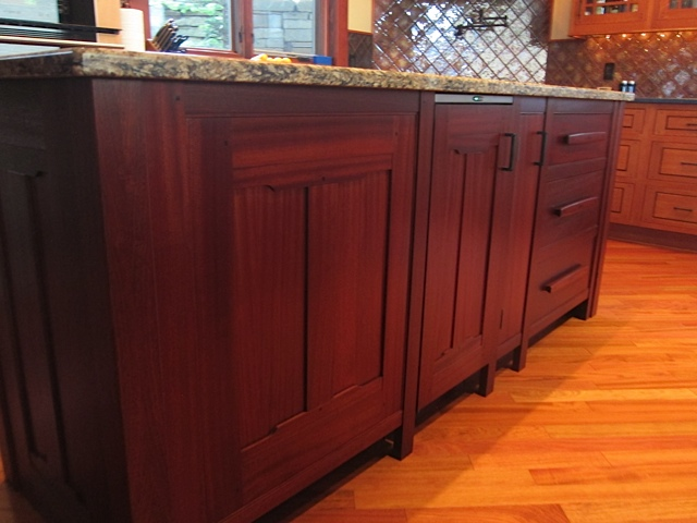 Greene Amp Greene Kitchen Islands Selkirk Craftsman